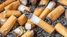 """Mozziconi di sigaretta """"multati"""" dal 2 febbraio"""