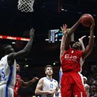 Basket, Eurocup: Milano piega Klapeida. Sedicesimi a un passo