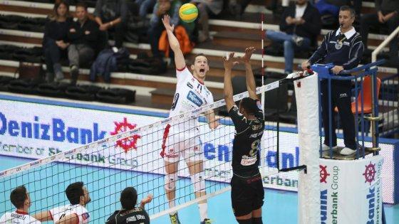 Volley, Champions: Trento sempre più leader, battuto il Paok Salonicco