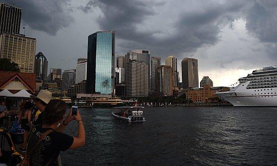 Sydney. Tra le baie della felicità