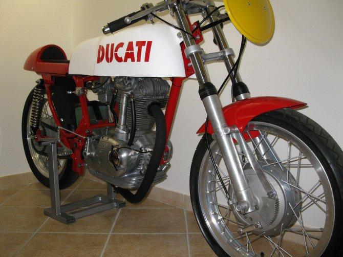 Sorpresa, alla Garbatella un museo Ducati