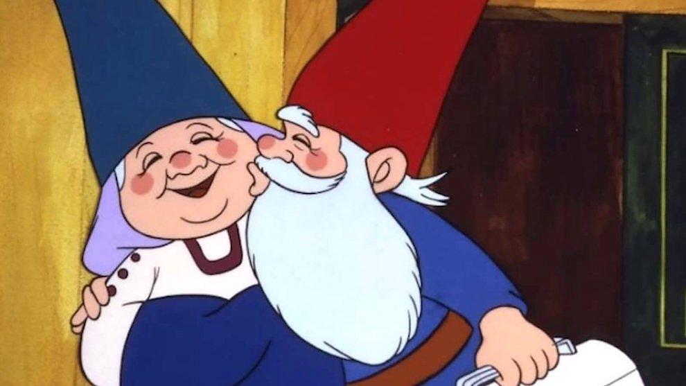 David gnomo compie 30 anni: i cartoni animati indimenticabili