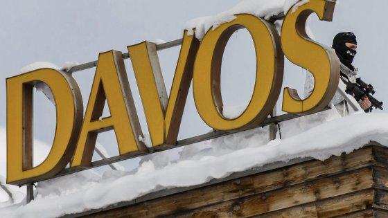 Davos, la ricchezza in mano a pochi frena la crescita