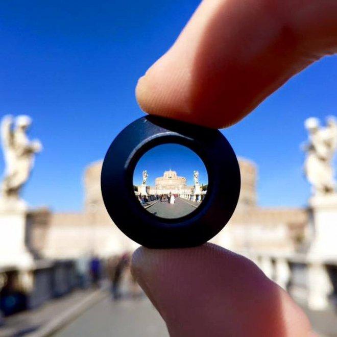 """""""World in a lens"""", il mondo in una lente: progetto social per aiutare le onlus"""