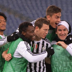 Coppa Italia, Juventus in semifinale. Recupero serie A: pari Sassuolo-Torino