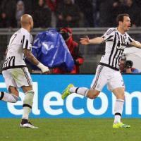 Coppa Italia, Lazio-Juventus 0-1: colpo dell'ex Lichtsteiner e bianconeri in semifinale