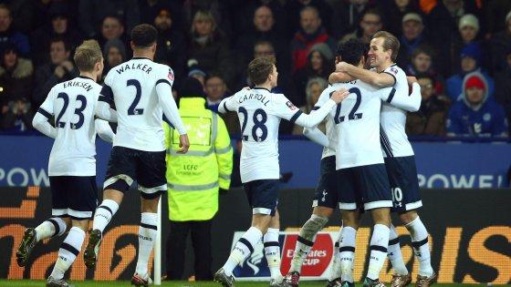Coppa del Re, il Barcellona passa a Bilbao. FA Cup, Leicester eliminato dal Tottenham