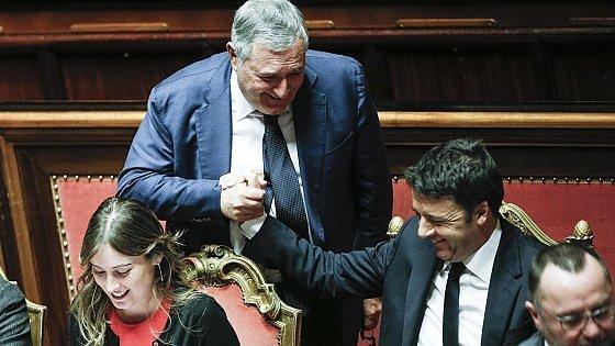 """Riforma Senato, Renzi: """"Corretto il sì di  Verdini, ma niente partito della Nazione"""""""