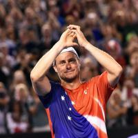 Tennis, l'addio di Hewitt nella sua Australia: farà il capitano di Davis