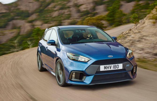 Ford, la nuova Focus RS sulla rampa di lancio