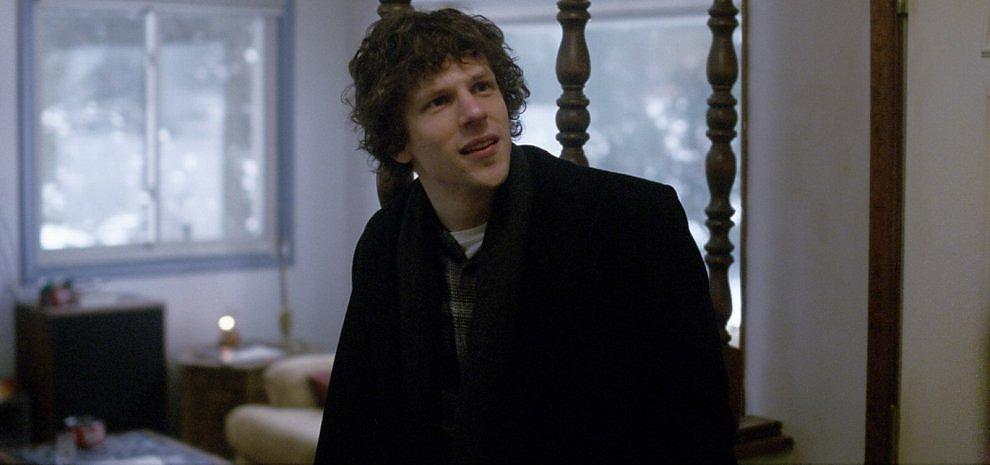 "Jesse Eisenberg ""incontra"" Foster Wallace, ""un genio malinconico"""