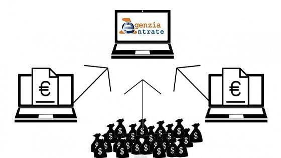 Evasione fiscale, serve lo scatto: obbligo di trasmettere le fatture via Internet