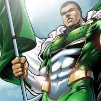 Fumetti, supereroi con il mantello