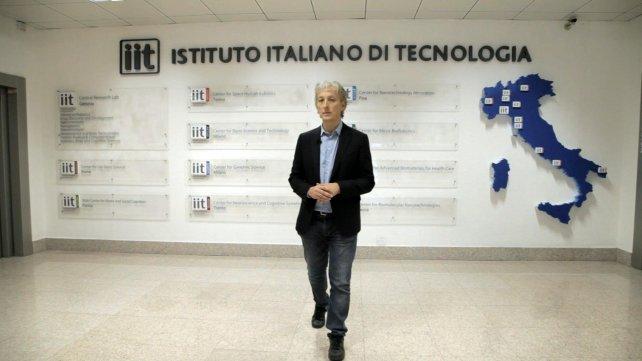 Genova capitale della robotica     foto     Innovation Place all'IIT di Cingolani      vd
