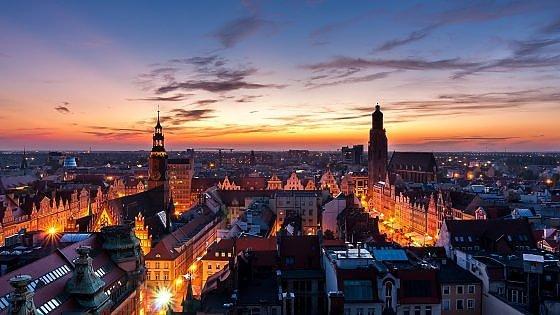 Il fascino di Breslavia. Nell'anno della cultura