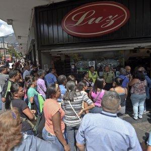 Il Fmi prevede un'inflazione al 720% per il Venezuela