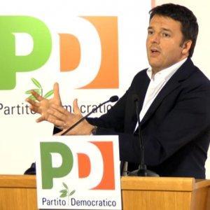 """Direzione dem, Renzi: """"Sinistra politicizza voto delle amministrative contro il Pd"""""""