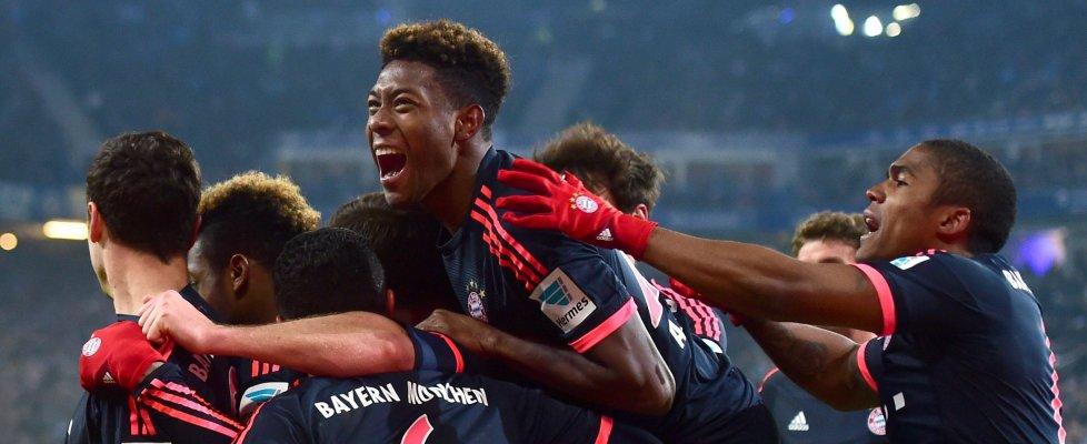 Germania, il Bayern riparte con una vittoria: Lewandowski stende l'Amburgo