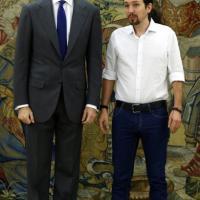 Spagna, dal re con i jeans: Podemos verso il governo
