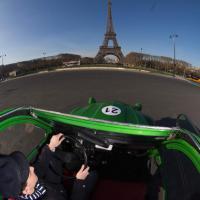 2CV elettrica: Parigi ha trovato la sua gondola