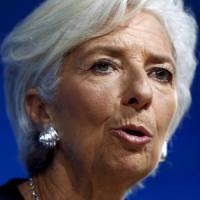 Allarme Lagarde: