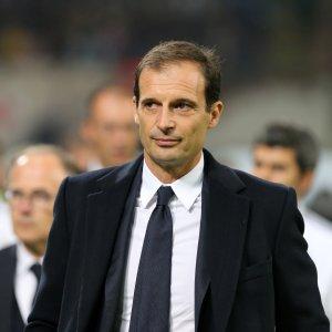 Juventus, Allegri: ''Il Chelsea? Qui sto bene. Roma ancora da scudetto''