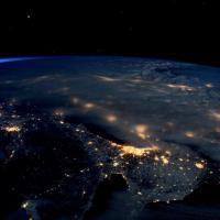 La tempesta Jonas dallo spazio, le foto di Scott Kelly dalla Iss