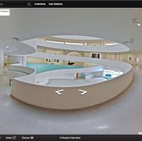 New York, viaggio nel Guggenheim con Google Street View