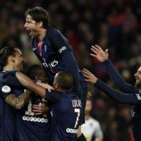 Ligue 1, Psg sempre travolgente: pokerissimo all'Angers