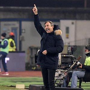 """Empoli, Giampaolo: """"Mai mollato, bravi a recuperare due volte"""""""