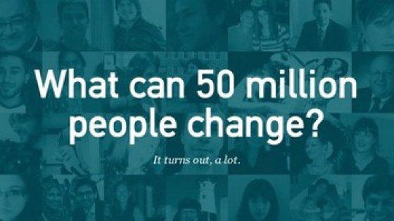 Change.org supera in Italia i 5 milioni di utenti