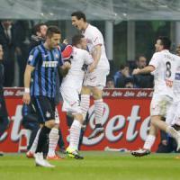 Inter-Carpi 1-1: Lasagna gela San Siro, finale ancora fatale per i nerazzurri