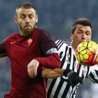 Juventus-Roma, da De Rossi insulti razzisti a Mandzukic