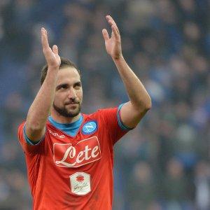 Napoli, Higuain per la storia del gol: va all'attacco di Angelillo