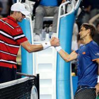 Tennis, Australian Open: Raonic sgambetta Wawrinka, Murray sfida Ferrer