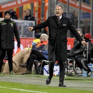 """Milan, Mihajlovic: """"Chi si risparmia con l'Alessandria non giocherà il derby """""""