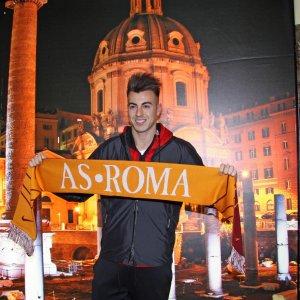 """Roma, ecco El Shaarawy: """"E' un nuovo inizio"""""""