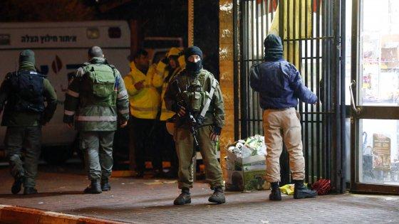 Cisgiordania, morta la giovane israeliana accoltellata