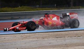 Ferrari, McLaren e Red Bull, tutti in pista per i test in Francia