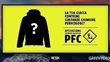 Greenpeace: sostanze pericolose in prodotti di abbigliamento sportivo