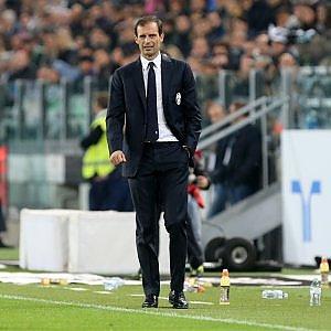 """Juventus, Allegri: """"E' il momento di essere spensierati e incoscienti"""""""
