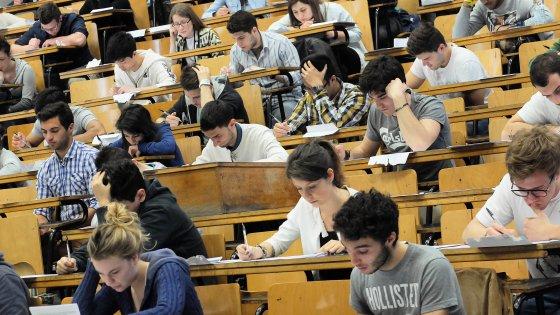 Università, il calendario dei test di ammissione