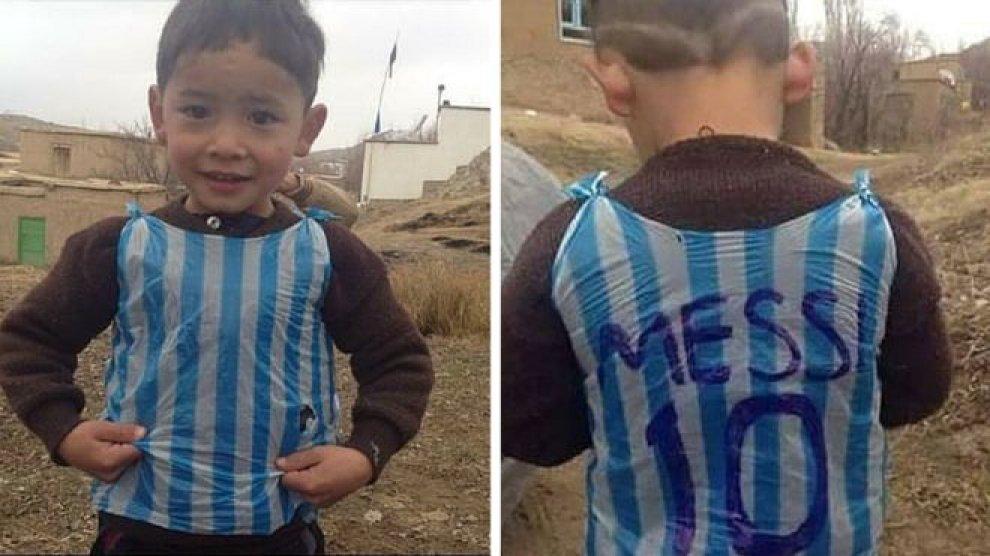 Risultati immagini per messi incontra piccolo afgano