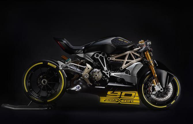 Ducati-show al Motor Bike Expo tra XDiavel e draXter