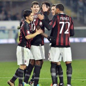 Coppa Italia: Balotelli decide Alessandria-Milan