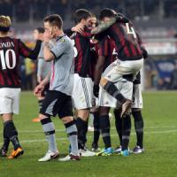 Alessandria-Milan 0-1, decide un rigore di Balotelli