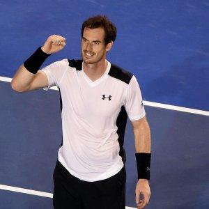 Tennis, Australian Open: Murray supera Ferrer e approda in semifinale