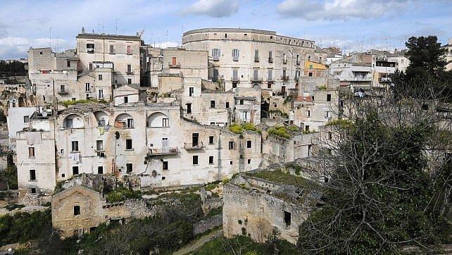 Murgia: un'altra Puglia