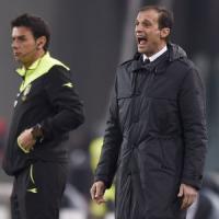 Juventus, Allegri non si accontenta: ''Abbiamo ancora molto da fare''