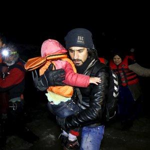 Migranti, nuova strage in Grecia: 30 vittime, dieci sono bambini